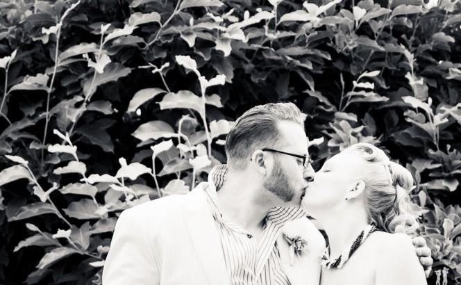 Vor vier Jahren - Rockabilly Wedding 23