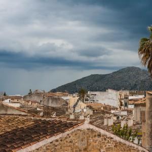 Mallorca - Inseldörfer - Alcudia Skyline