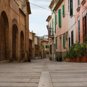 Mallorca - Inseldörfer - Alcudia
