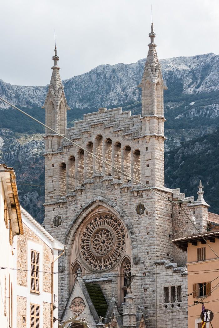 Mallorca - Inseldörfer - Soller Sant Bartomeu