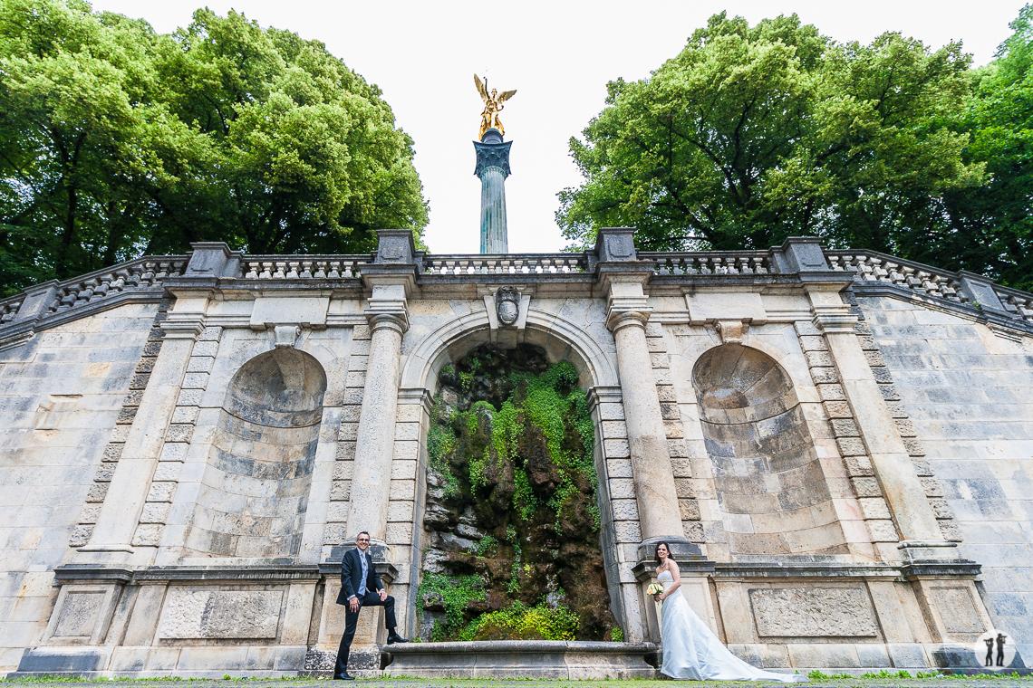 Hochzeit - Friedensengel